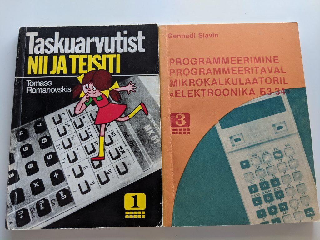 Tomass Romanovskis 1987 Taskuarvutist nii ja teisiti kaas